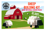 Sheep Building Kit (includes 3 sheep)
