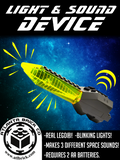 Electric Light & Sound Lego(R) Device