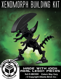 Alien Xenomorph Building Kit