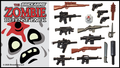 BRICKARMS ZOMBIE DEFENSE PACK 2020