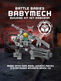 Battle Babies BabyMech Building Kit