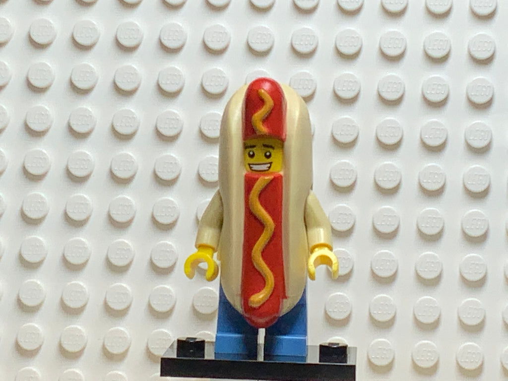 Hot Dog Man, col208