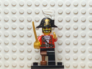 Pirate Captain, col127