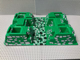 32x48 Raised Baseplate w/ 4 Corner Pits & Rock Path 30271px2 Lego (R)