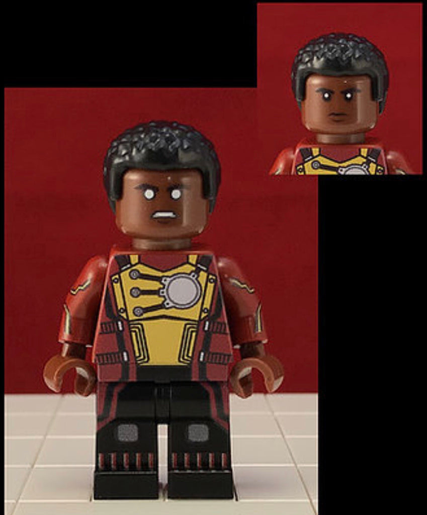 FIRESTORM 2nd Gen Custom Printed & Inspired Lego DC Minifigure