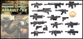 BRICKARMS MODERN COMBAT ASSAULT WEAPONS PACK