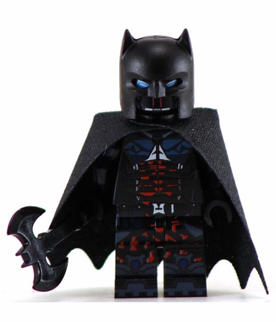 Batman Arkham Knight DC Custom Printed Minifigure