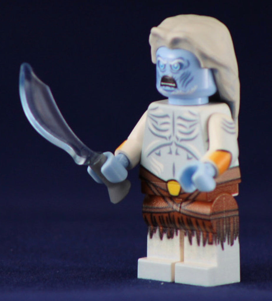 WHITE WALKER Custom Printed & Inspired Lego Game of Thrones Minifigure