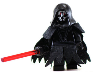 DARTH NIHILUS Star Wars Custom Printed Lego Minifigure (New Version)
