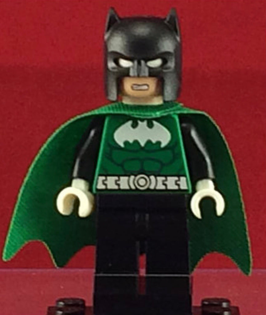 Batman Green Lantern White DC Custom Printed Minifigure