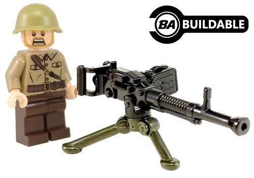 BRICKARMS DshK Heavy Machine Gun