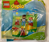 Lego(R) Duplo Preschool Stay At Home Kit, 110+ New Pieces!