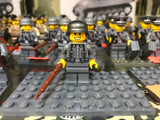 Battle Brick German Rifleman Custom Minifigure