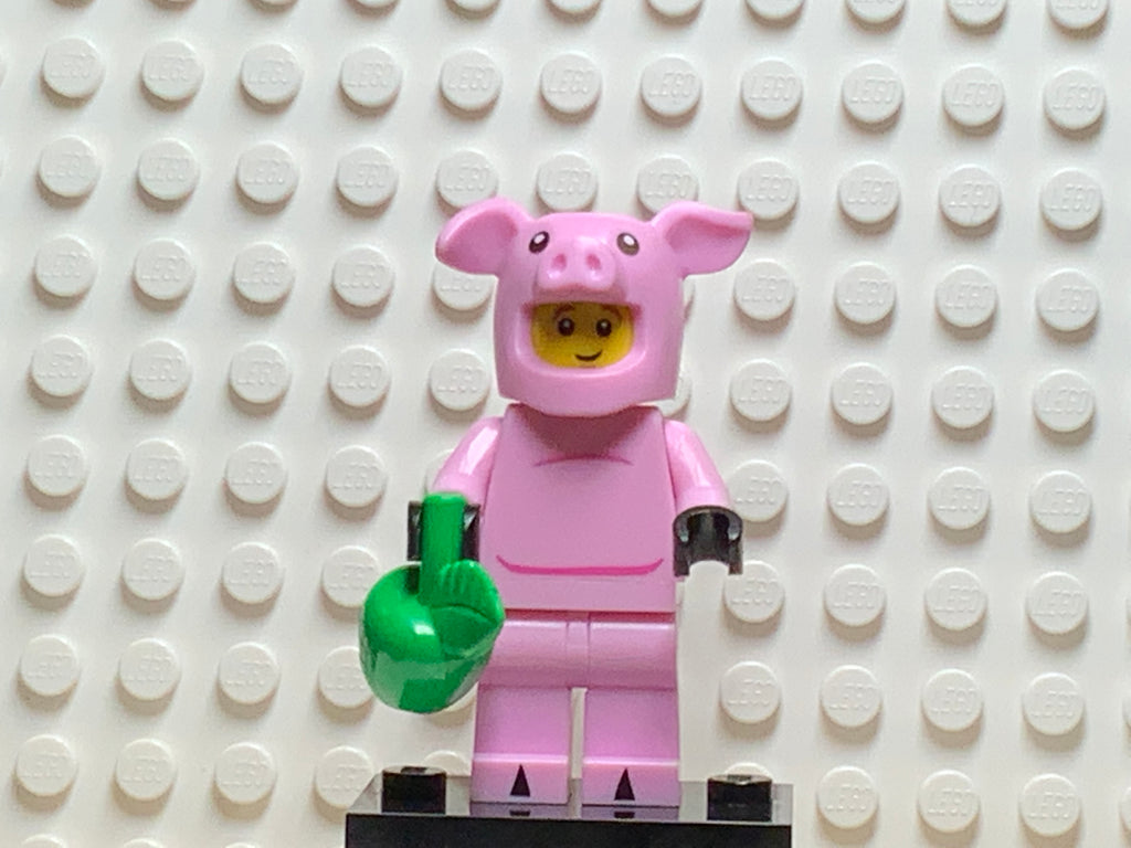 Piggy Guy, col192