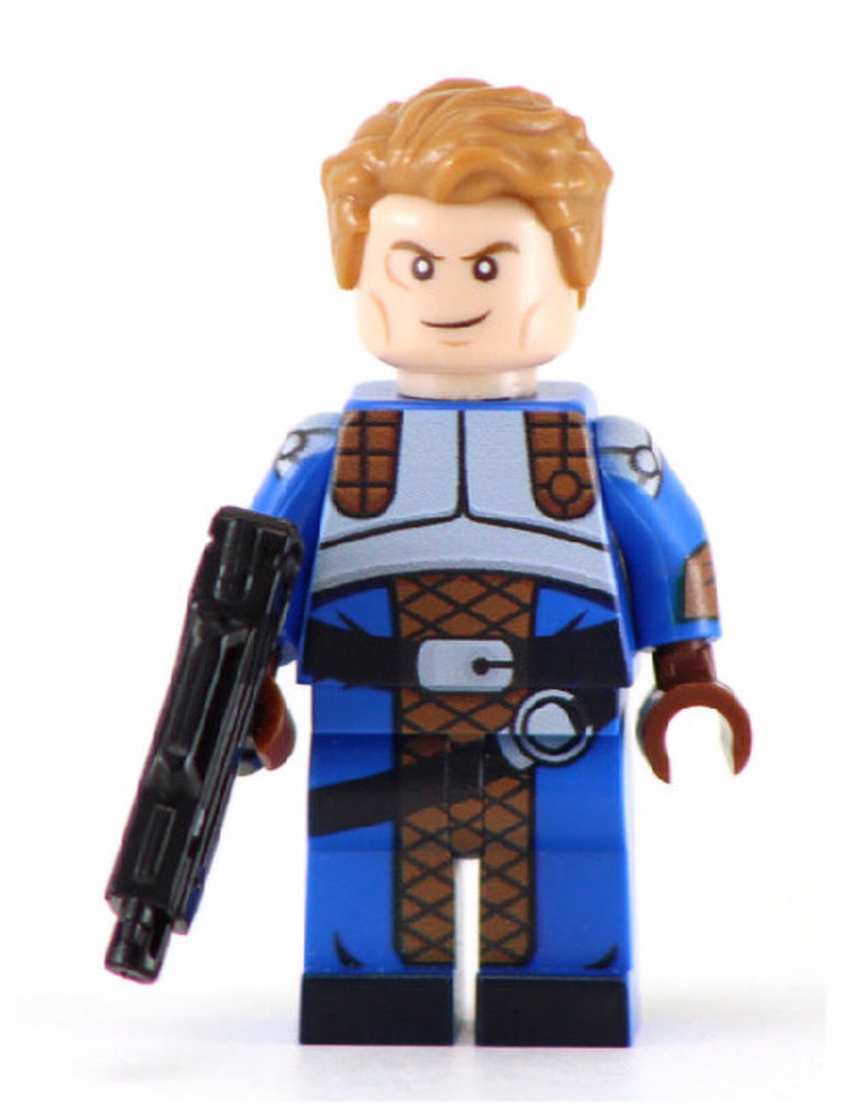 DASH RENDAR Custom Printed & Inspired Lego Star Wars Minifigure