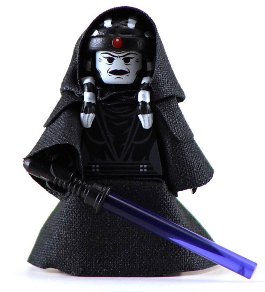 DARTH TRAYA Custom Printed Star Wars Lego Minifigure