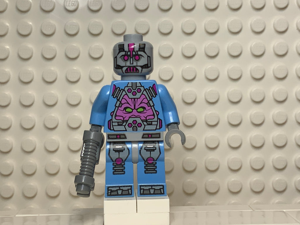 The Kraang, Medium Blue Exo-Suit, tnt034
