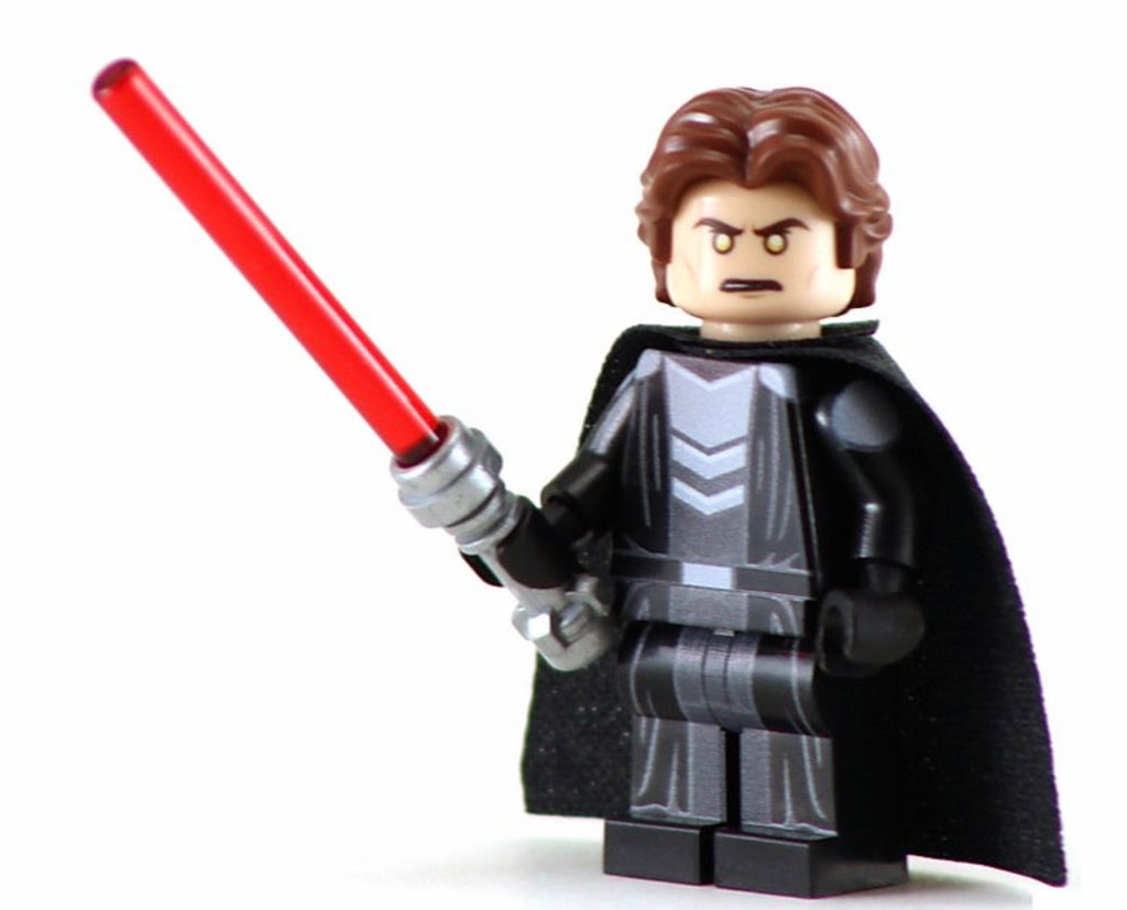 Darth Caedus Custom Printed & Inspired Lego Star Wars Minifigure