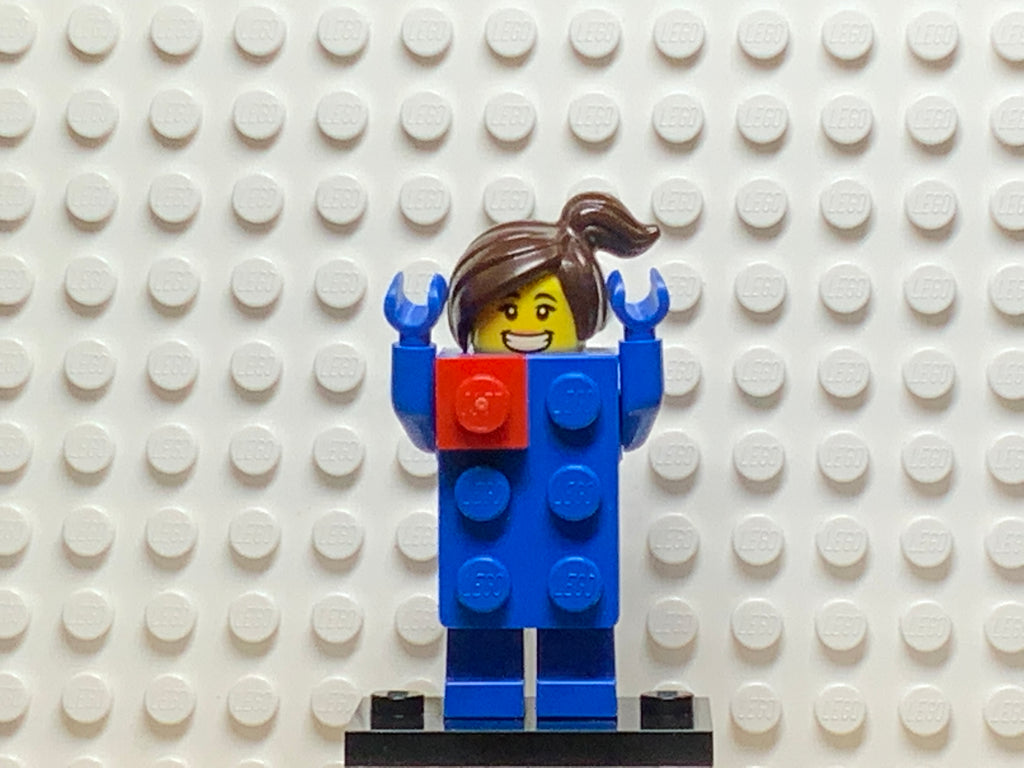 Brick Suit Girl, col314