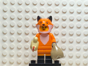 Fox Costume Girl, col19-14