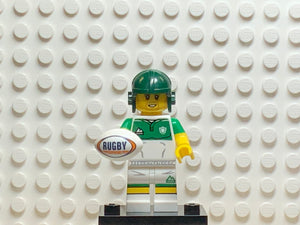 Rugby Player, col354
