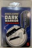 BrickArms Dark Warrior Weapons Pack 3 Cleaver & Knife