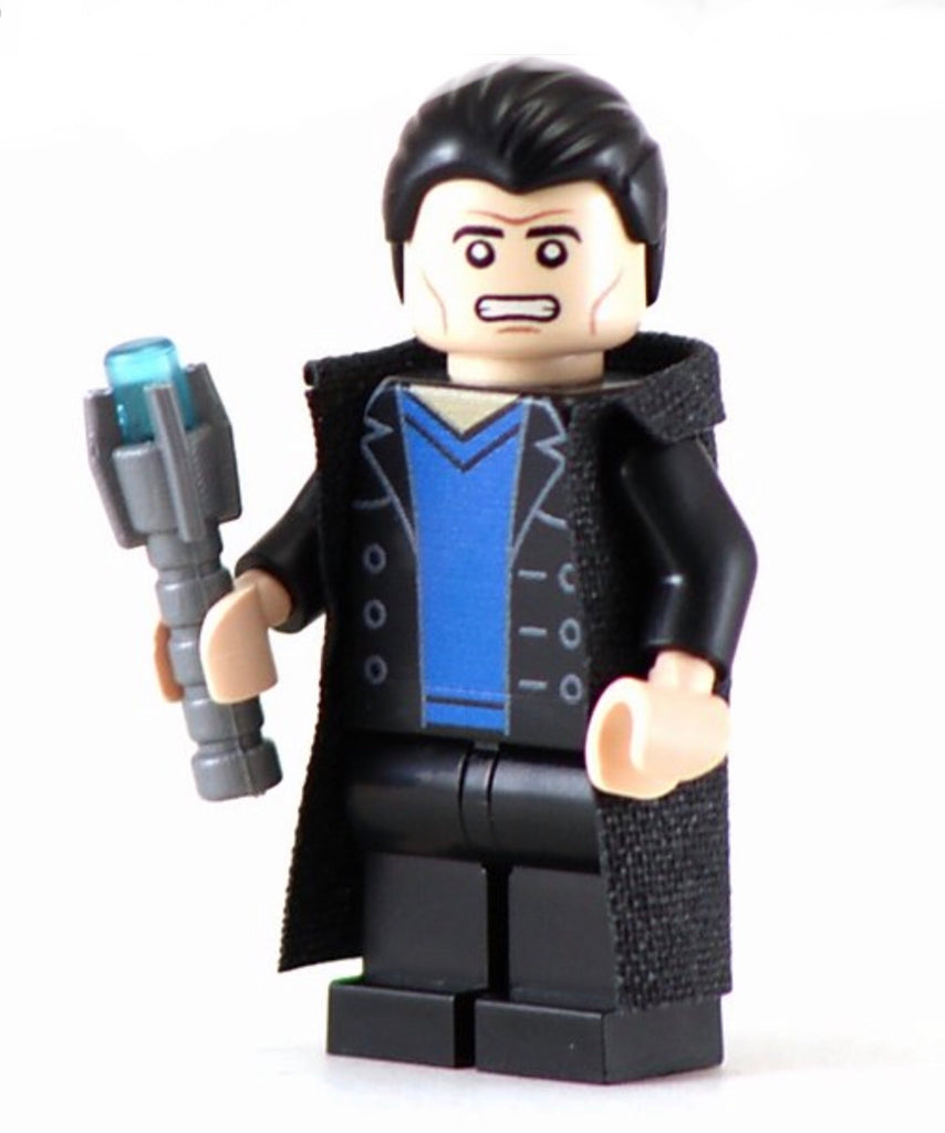 Doctor Who #9 Custom Printed LEGO Minifigure