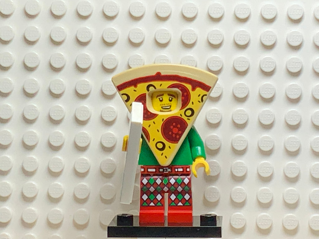 Pizza Costume Guy, col351