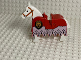 Lego(R) Horse Barding, Armor Lion Head Royal Knights