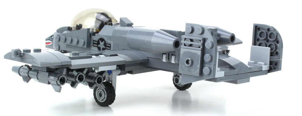 Battle Brick A10 WARTHOG