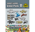 Brickarms Value Pack 11