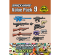 Brickarms Value Pack 9