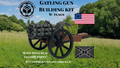 Gatling Gun Building Kit