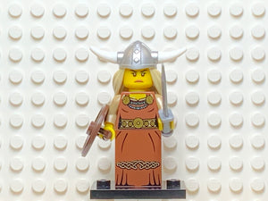 Viking Woman, col07-13