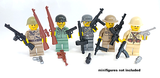 Brickarms WW2 Weapons Pack V2
