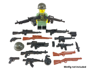 Brickarms Vietnam Weapons Pack