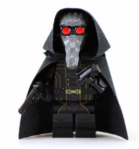 GARINDAN Kubaz Species Custom Printed & Inspired Star Wars Lego Minifigure