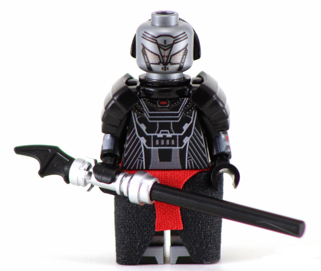 DARTH JADUS 2nd Gen Custom Printed & Inspired Lego Star Wars Sith Minifigure