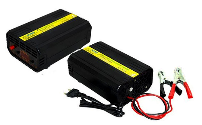 Choosing an Inverter Battery Charger