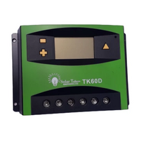 Solar Charge Controller 48V 60A TK60D