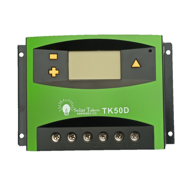 PWM Solar Charge Controller-48V 50A PWM
