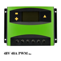 Solar Charge Controller-48V 40A PWM TK40D