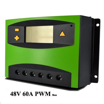 PWM Solar Charge Controller-48V 60A