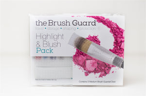 Highlight & Blush Pack Clear