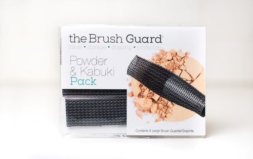 Powder & Kabuki Pack Graphite