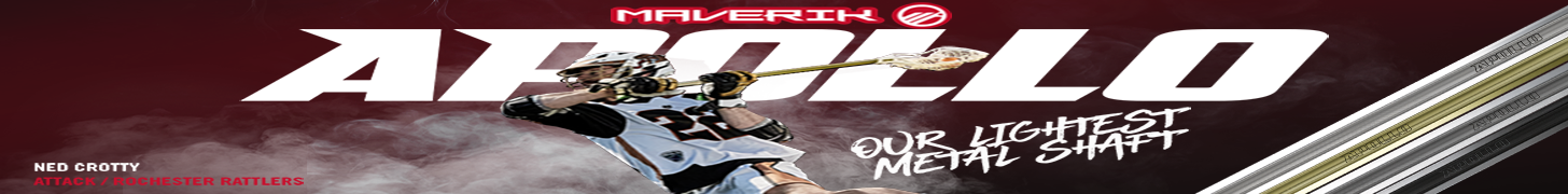 Maverik Apollo Shaft Banner