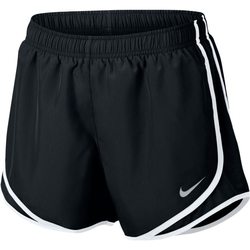 aaf5d722cdc0 Women s Nike Tempo Running Shorts - Black White Wolf Grey – Lax Zone