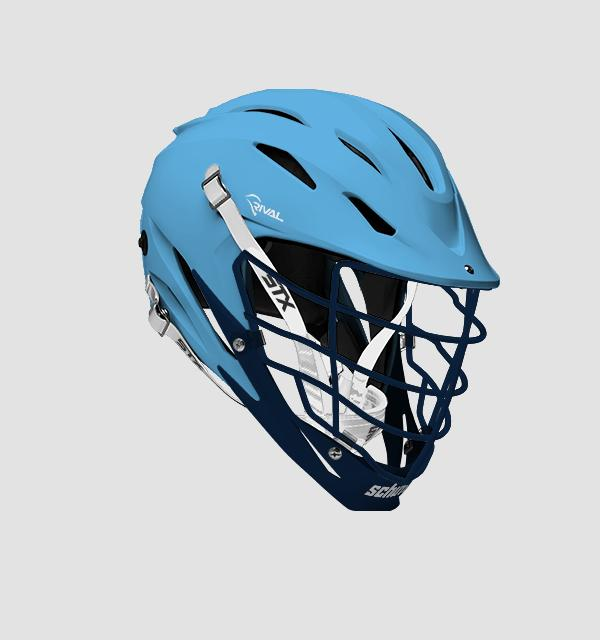 STX Rival Helmet - Customizable Painted Colors