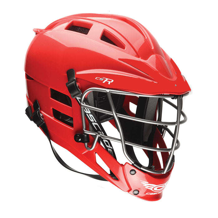 Cascade Cs-R Helmet One Size / Red Stock Helmets