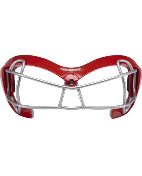 Cascade Poly Arc Goggle One Size / Red Goggles
